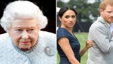 Photo of Queen Agrees 'Transition' To New Role For Prince Harry, Meghan