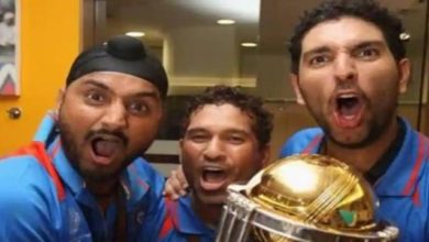 Photo of Will Always Remember How Sachin Danced After 2011 WC Win: Harbhajan