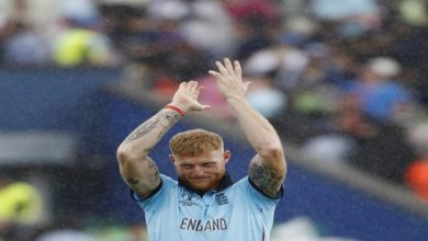 Photo of Stokes Fined For Verbal Altercation With Supporter