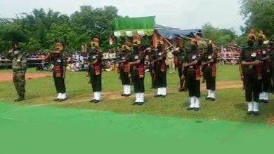 Photo of Last Rites Of Odia Bravehearts Completed With Full State & Military Honours