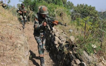 Pak again resorts to unprovoked ceasefire violation on LoC