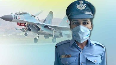 Photo of Kandhamal Girl Breaks Glass Ceiling, Joins Air Force As Flying Officer