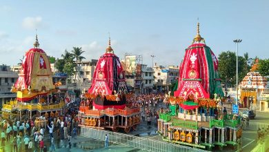 Photo of Puri Rath Yatra: Mahaprasad To Be Available At 'Bada Danda' From Thursday, Takeaways Only