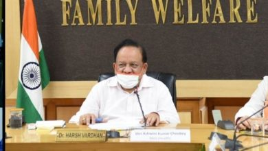 Photo of Indian Healthcare Sector To Hit $275 Bn Mark By 2030: Harsh Vardhan