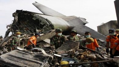 Photo of 13 Killed In Indonesia Plane Crash
