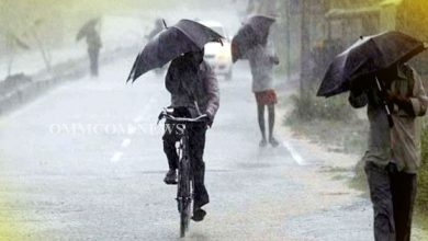 Photo of Rainfall Predicted Over Odisha For Next 48 Hrs