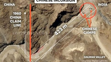 Photo of China Has Intruded 423 Mts Into Indian Territory In Galwan Valley: NDTV