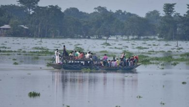 Photo of Assam Floods Death Toll Rises To 33, 15L Affected