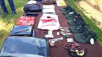 Photo of Maoist Camp Busted In Kandhamal, Around 15 Kg Explosives Seized
