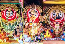 Photo of Puri Rath Yatra: Suna Besa Sans Devotees