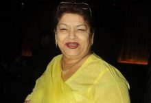 Photo of Saroj Khan's Eternal Dance Numbers