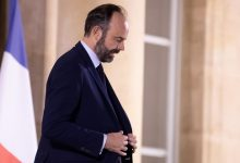 Photo of French PM Edouard Philippe, Government Resign