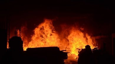 Photo of 50 Injured In Fireworks Factory Explosion In Turkey