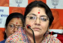 Photo of BJP MP Locket Chatterjee Tests Positive For Covid-19