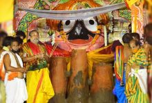 Photo of Adhara Pana On The Eve Of Niladri Bije, Puri Rath Yatra Nears Conclusion