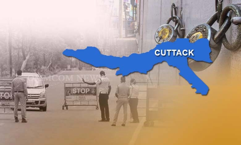 Here's The List Of Permitted & Prohibited Activities In Cuttack During Extended Lockdown