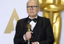 Photo of Oscar-Winning Italian Composer Ennio Morricone No More
