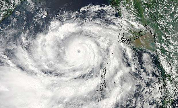 Weather alert for Andhra as low pressure to intensify into depression