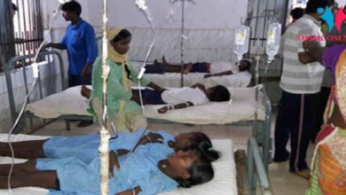 Photo of Around 100  Students Hospitalised After Taking MDM In Odisha's Kalahandi