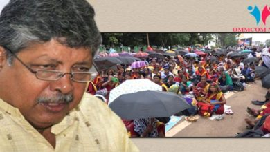 Photo of Minister Appeals Anganwadi Workers To End Strike For Sake Of Children