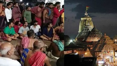 Photo of Lord Jagannath In Puri 'Hungry' And 'Sleepless' Over Conflict Between Servitors & Authorities