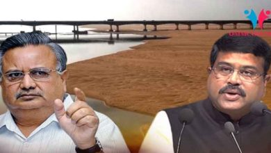 Photo of Raman Singh's Statement On Mahanadi, Condemnable: Dharmendra Pradhan