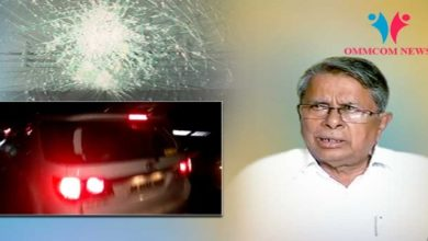 Photo of 'Stone Pelting' At Odisha Minister's Car: 4 Arrested In Keonjhar