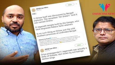 Photo of Jay Panda's Aide Abhijit 'Habitual Abuser', Also Tweeted Derogatory Remarks Against Odisha In 2017