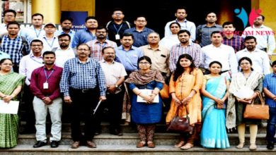 Photo of Odisha: 31 OFS Probationers Visit Smart City Office In Bhubaneswar