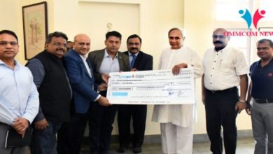 Photo of Hotels Association Donates Rs 10 Lakh To CMRF For FANI Relief