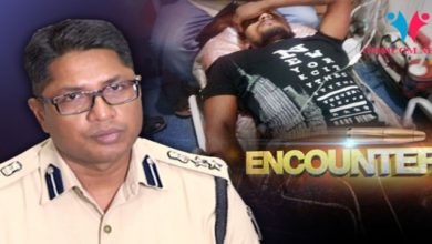 Photo of Encountered Criminal Rabi Rao Wanted In Several Districts: Commissionerate Police