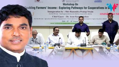 Photo of Odisha Farmers Immensely Benefitted By Coop Dept, Efforts On To Augment Income Further: Minister
