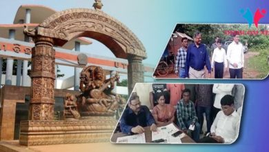Photo of Higher Education Minister Makes Surprise Visit To Utkal varsity