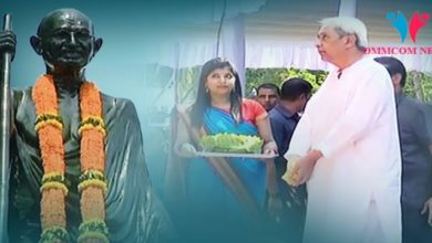 Photo of Odisha Guv, CM Pay Floral Tribute to 'Bapu' on 150th Gandhi Jayanti