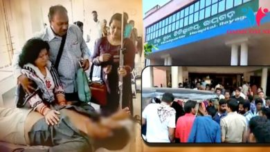 Photo of Patient Dies Over 'Medical Negligence' In Rayagada Hospital, 3 Detained