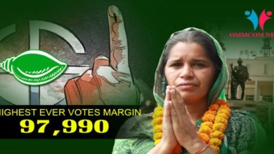 Photo of Rita Creates History By Clinching Highest Ever Margin Of Votes In Odisha