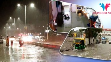 Photo of Incessant Rainfall Brings Odisha To A Standstill