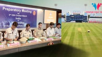 Photo of Online Ticket Sales For India-West Indies ODI From Dec 5