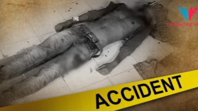 Photo of Two Killed In Road Accident In Odisha's Mayurbhanj