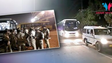 Photo of Commissionerate Police Runs Security Drill Ahead Of IND, WI Teams Arrival For 3rd ODI