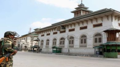 Photo of Curfew lifted from 4 Kashmir districts