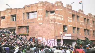 Photo of Students Didn't Allow Even Our Wives To Meet Us: JNU VC