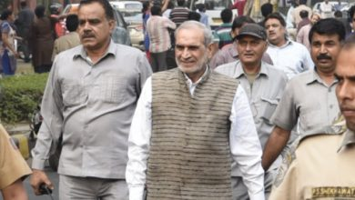 Photo of Sajjan Kumar Gets Anticipatory Bail In 1984 Riots Case