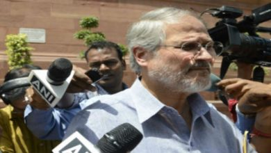 Photo of Delhi Lt Governor Najeeb Jung Quits
