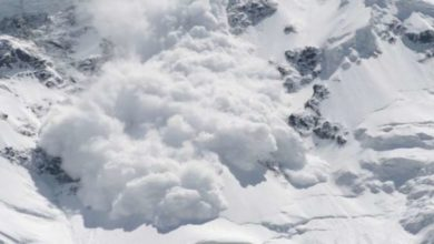 Photo of Avalanche Warning Issued For Kashmir Valley And Ladakh