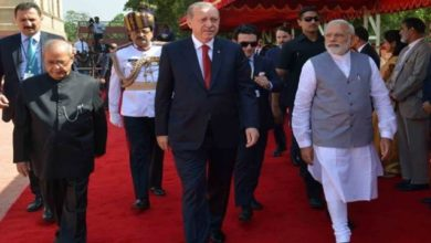 Photo of Modi, Erdogan Meet Ahead Of Bilateral Talks