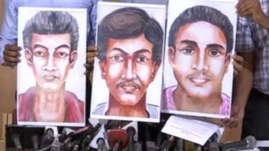 Photo of Sketches Of Lankesh's Murder Suspects Released