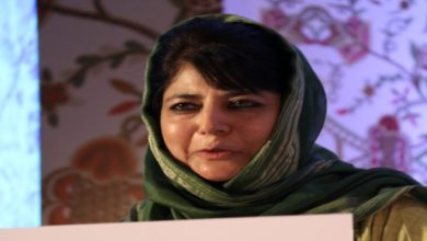 Photo of India Must Talk With Pakistan, Says Mehbooba