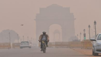 Photo of Delhi's Air Quality Improves To 'Very Poor', May Worsen