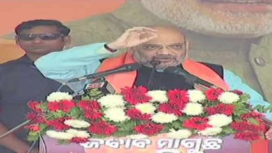 Photo of BJD, Congress Are Two Sides Of Same Coin: Amit Shah